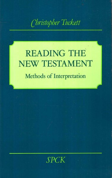 Image for Reading the New Testament :  Methods of Interpretation