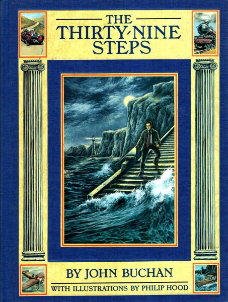 Image for The Thirty-Nine Steps (Chatto Adventure Library)