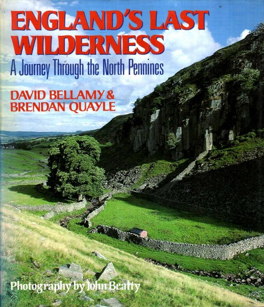 Image for England's Last Wilderness - A Journey Through the North Pennines