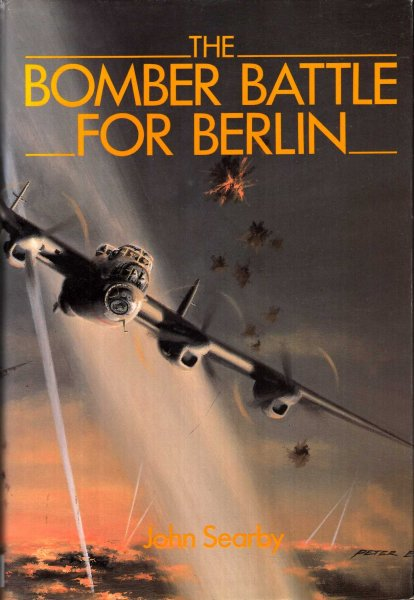 Image for The Bomber Battle for Berlin