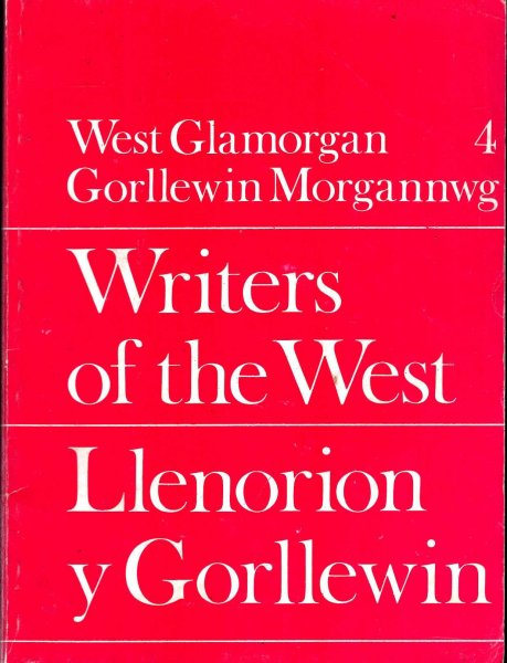 Image for Witers of the West / Llenorion y Gorllewin