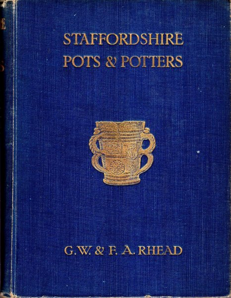 Image for Staffordshire Pots and Potters