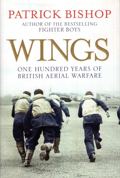 Image for Wings : One Hundred Years of British Aerial Warfare