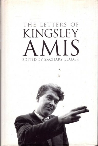 Image for The Letters of Kingsley Amis