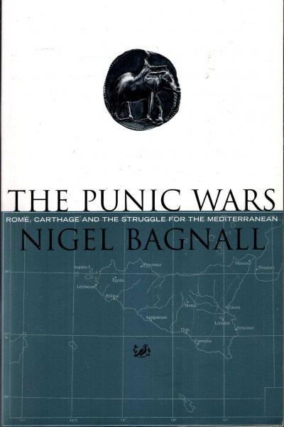 Image for The Punic Wars : Rome, Carthage and the Struggle for the Mediterranean