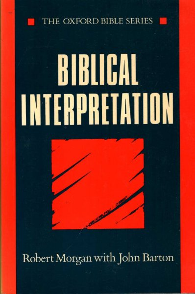 Image for Biblical Interpretation