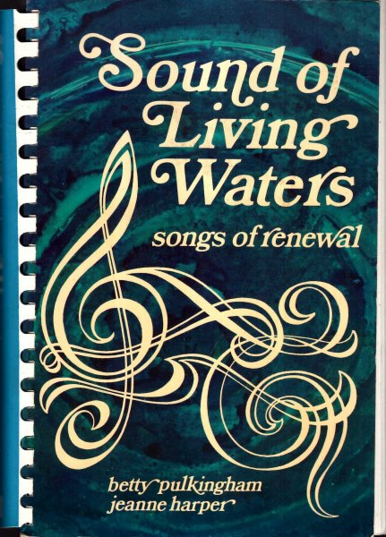 Image for Sound of Living Waters Words & Music