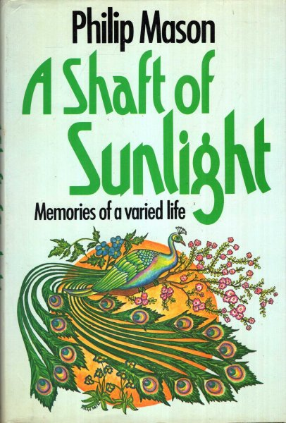Image for A Shaft of Sunlight : Memories of a Varied Life