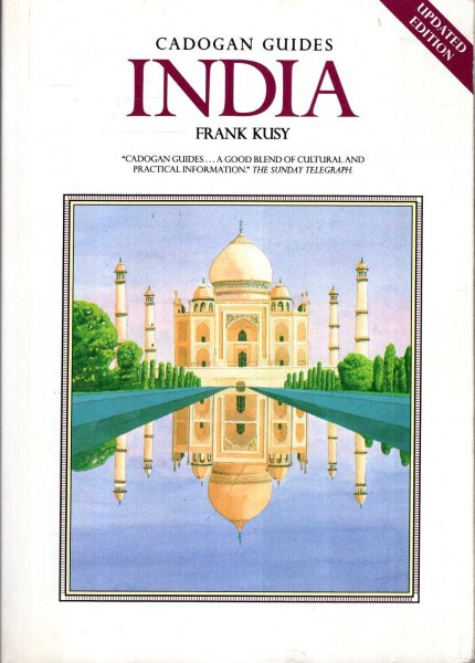 Image for India (Cadogan Guides)