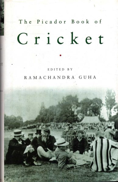 Image for The Picador Book of Cricket
