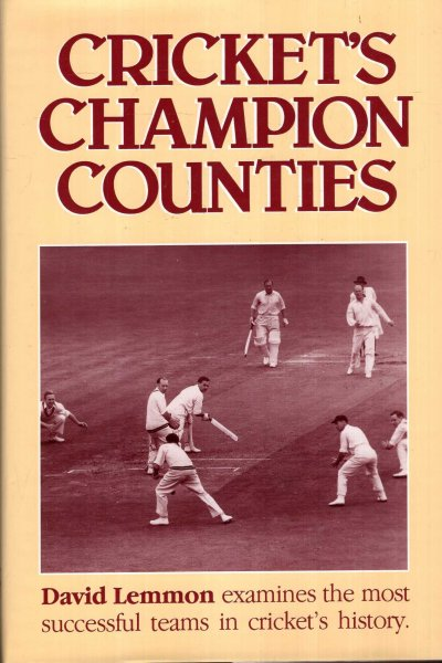 Image for Cricket's Champion Counties