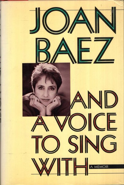 Image for And a Voice to Sing With : A Memoir