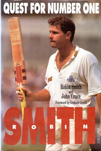 Image for Robin Smith : Quest for Number One