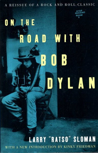 Image for On the Road with Bob Dylan