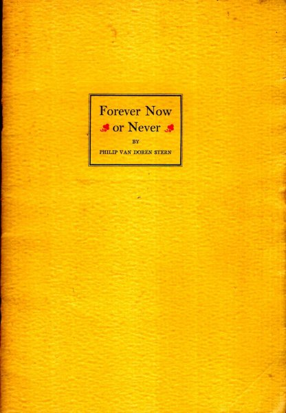 Image for Forever Now or Never