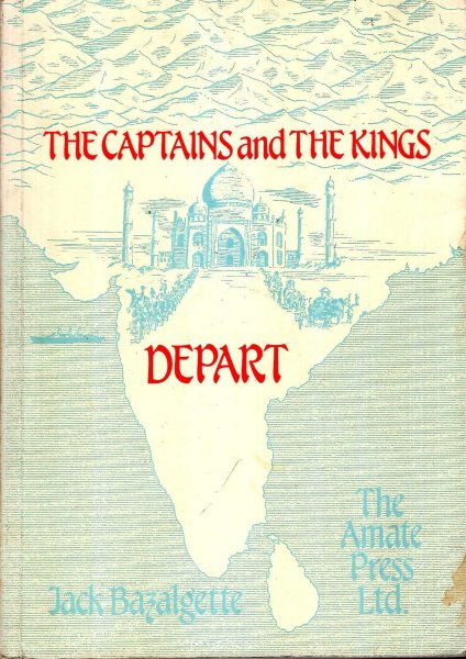 Image for The Captains and the Kings Depart