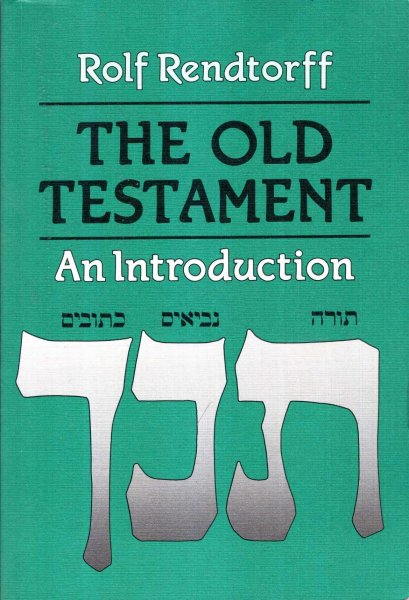 Image for The Old Testament : An Introduction