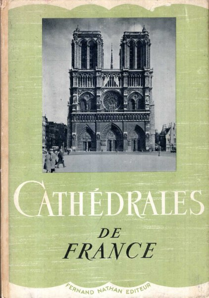Image for Cathedrales De France