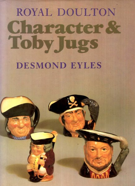Image for Royal Doulton Character & Toby Jugs
