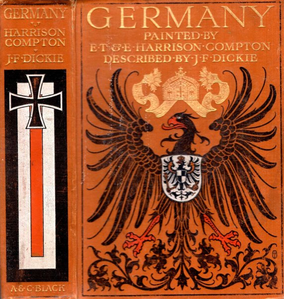Image for Germany Painted and Described