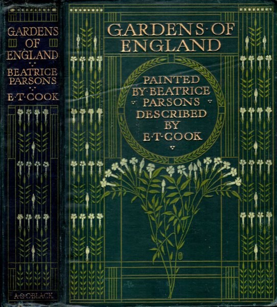 Image for Gardens of England painted and described