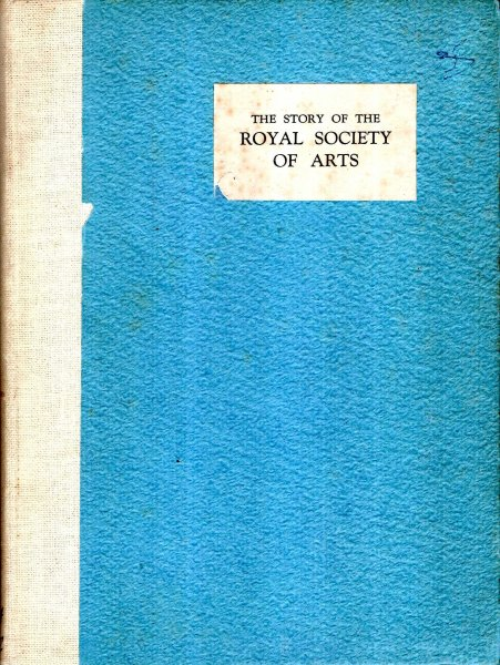Image for The Story of The Royal Society of Arts