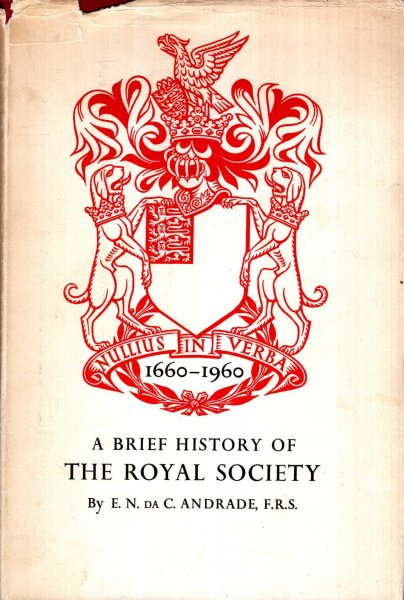 Image for A Brief History of the Royal Society