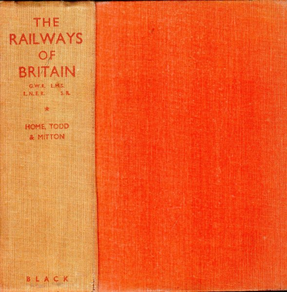 Image for The Railways of Britain, GWR : LMS : LNER : SR