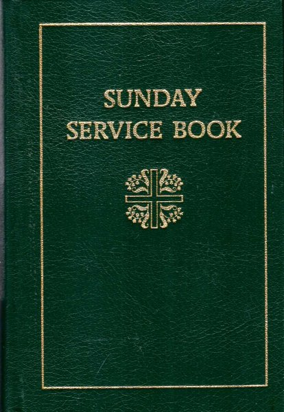 Image for Sunday Service Book, services from the ASB & The BCP