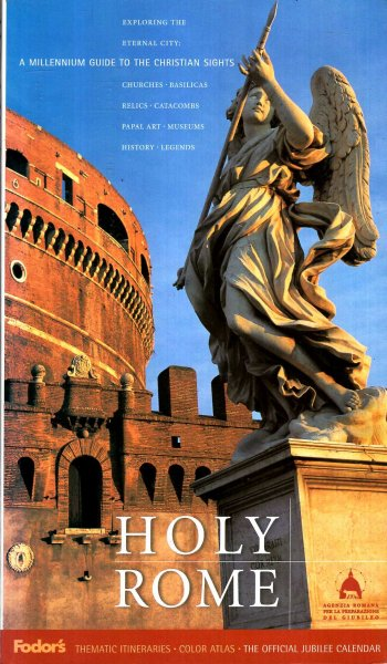 Image for Fodor's Holy Rome : A Millennium Guide to the Christian Sights