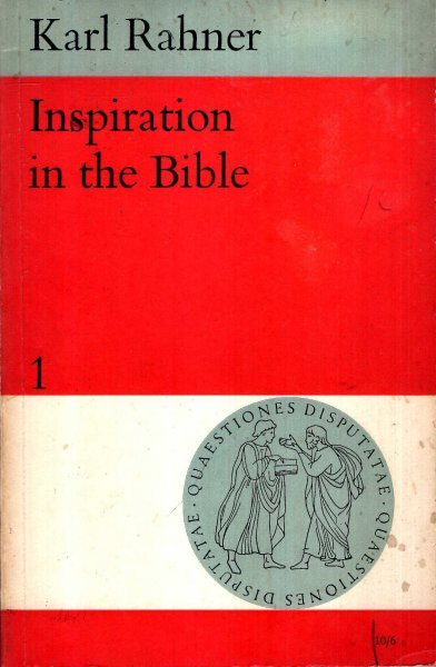 Image for Inspiration in the Bible