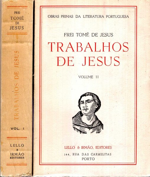 Image for Trabalhos de Jesus (two volumes complete)
