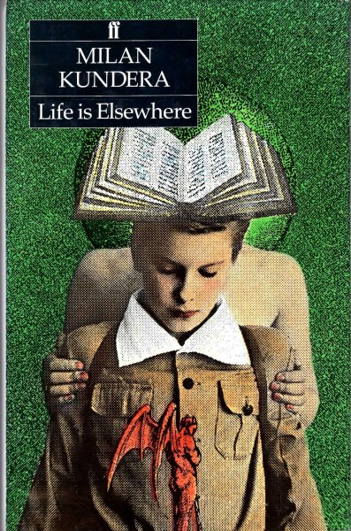 Image for Life is Elsewhere