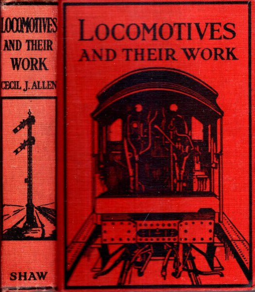 Image for Locomotives and their work