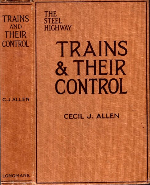 Image for Trains and Their Control