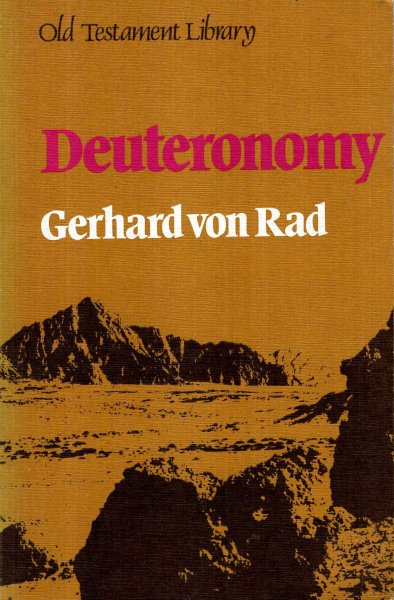 Image for Deuteronomy (Old Testament Library)