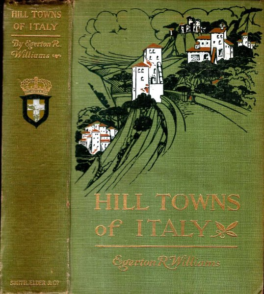 Image for Hill Towns of Italy