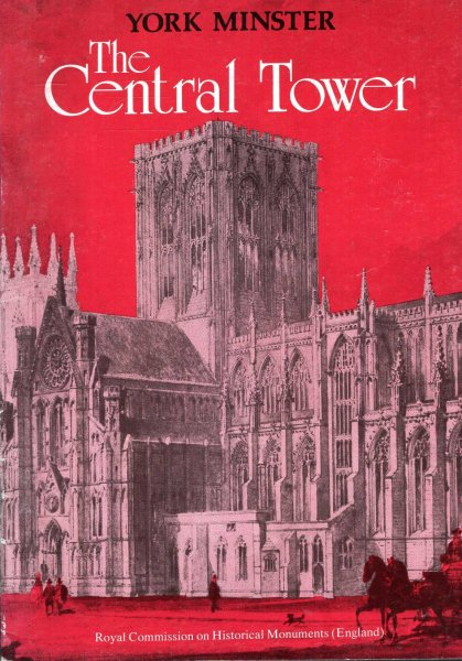 Image for York Minster : The Central Tower