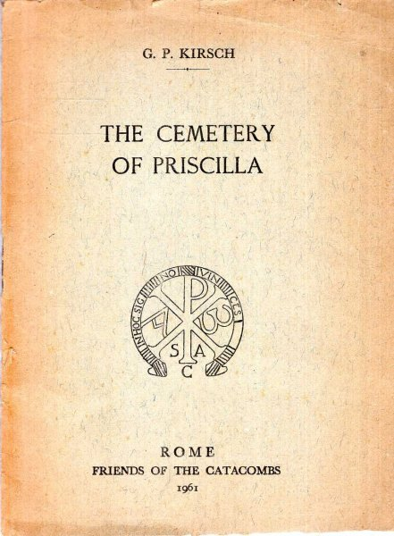 Image for The Cemetery of Priscilla