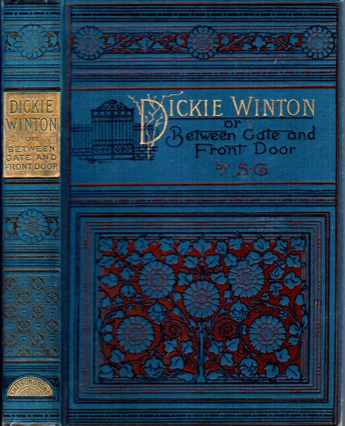 Image for Dickie Winton - or Between Gate and Front Door
