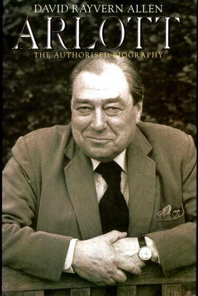 Image for Arlott : The Authorised Biography