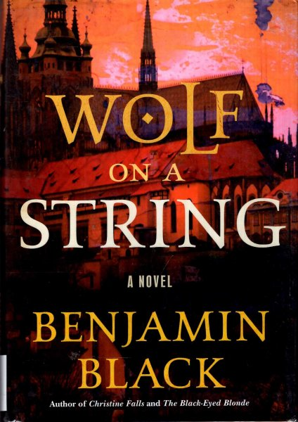 Image for Wolf on a String: A Novel