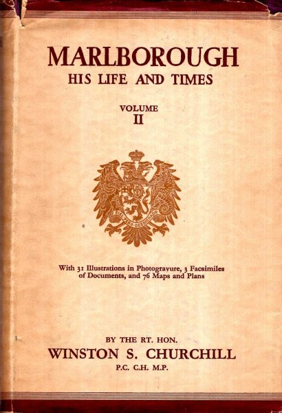 Image for Marlborough : His Life and Times volume II