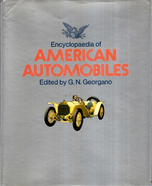 Image for Encyclopaedia of American Automobiles