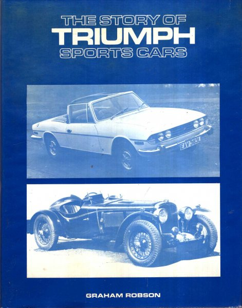 Image for The Story of Triumph Sports Cars