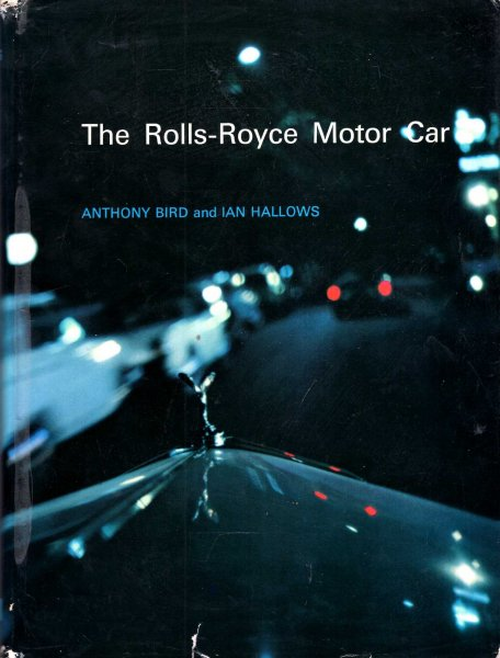Image for The Rolls-Royce Motor-Car