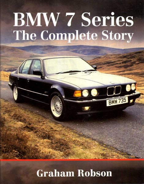 Image for BMW 7 Series : The Complete Story