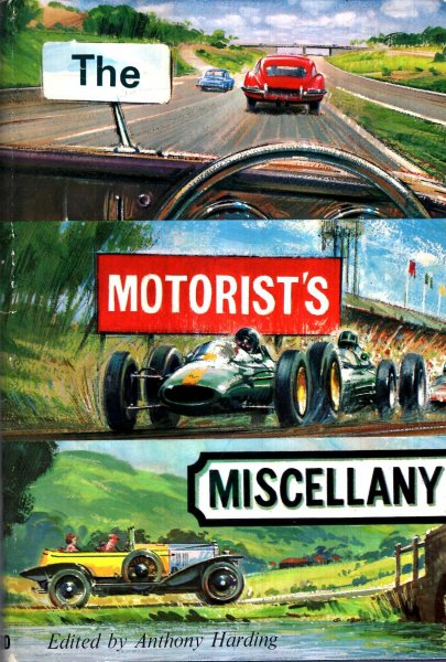 Image for The Motorist's Miscellany