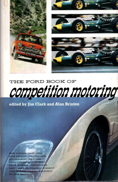 Image for The Ford Book of Competition Mortoring
