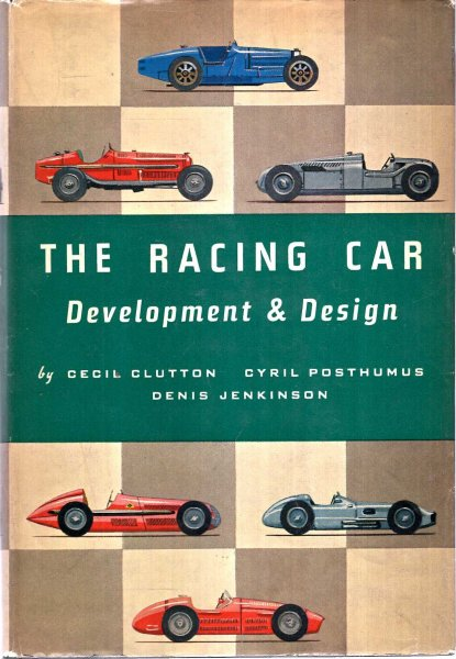 Image for The Racing Car : Development & design
